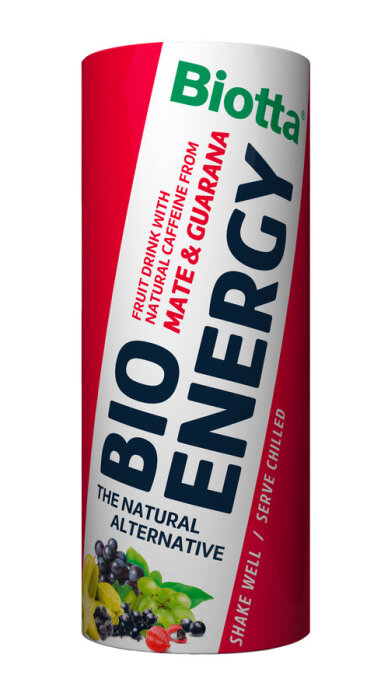 Biotta Bio Energy Drink 250ml