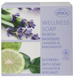 Speick Lavendel & Bergamotte Wellness Soap 200g