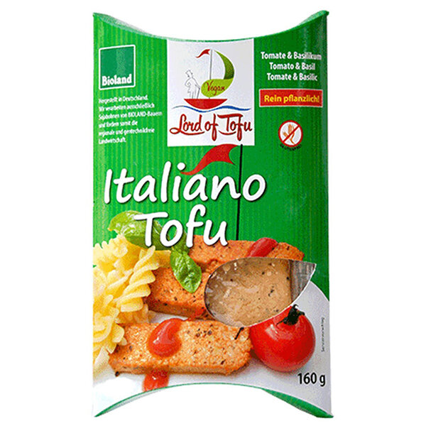 Lord of Tofu Italiano-Tofu Bio 160g