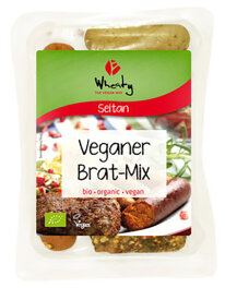 Wheaty Bio Grill Mix 200g