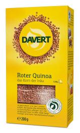 Davert Roter Quinoa Bio 200g