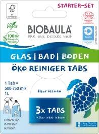 Biobaula Reinigungst-Tabs Starter Set 3 Tabs