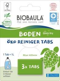 Biobaula Reinigungs-Tabs Bodenreiniger 3 Tabs