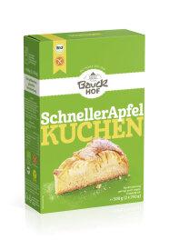 Bauckhof Backmischung Schneller Apfelkuchen 500 g