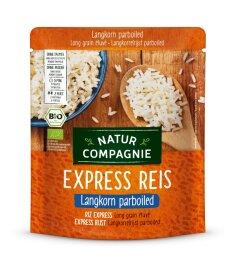 Natur Compagnie Express Reis Langkorn Parboiled 250 g