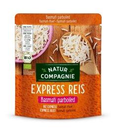 Natur Compagnie Express Reis Basmati Parboiled 250 g