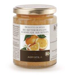Agrisicilia Bitterorangen-Marmelade Bio 360g