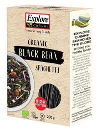 Explore Asian Bio Spaghetti aus schwarzen Bohnen 200g
