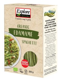 Explore Asian Bio Spaghetti aus Edamamebohnen 200g
