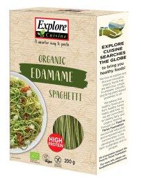 Explore Asian Bio Spaghetti aus Edamamebohnen 200g
