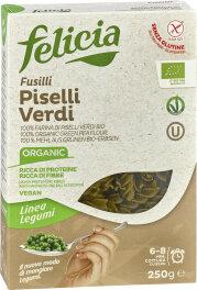 Felicia Grüne Erbsen Pasta Fusilli 250g