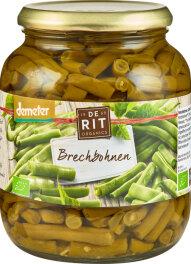 de Rit Bio Brechbohnen demeter 680g