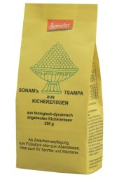 Sonams Tsampa Sonams Kichererbsen-Tsampa 250g