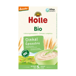 Holle Baby Food Dinkelbrei 250g