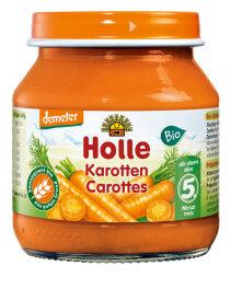 Holle Baby Food Karotten 190g