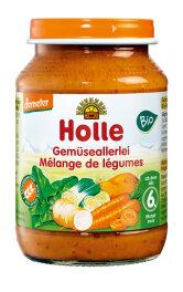 Holle Baby Food Gemüseallerei 190g
