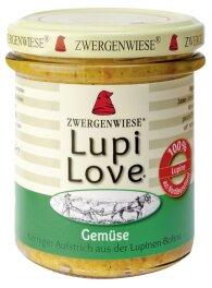 Zwergenwiese Bio LupiLove Gemüse 165g