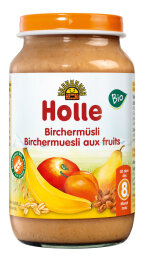 Holle Baby Food Bio Birchermüsli demeter 220g