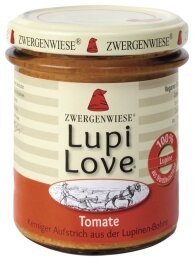 Zwergenwiese Bio LupiLove Tomate 165g