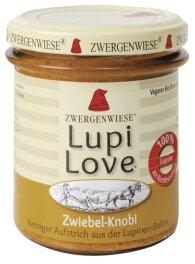 Zwergenwiese Bio LupiLove Zwiebel-Knoblauch 165g