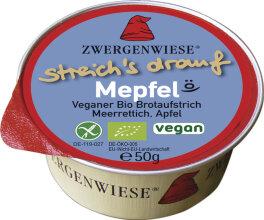 Zwergenwiese Bio Kleiner Streichs drauf Mepfel 50g