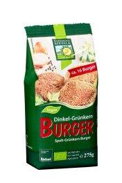 Bohlsener Mühle Bio Dinkel-Grünkern Burger 275g