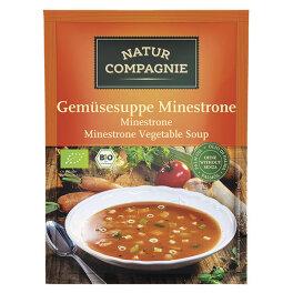 Natur Compagnie Bio Gemüsesuppe Minestrone 50g
