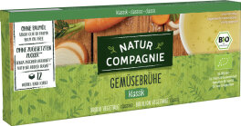 Natur Compagnie Klare Gemüsebrühe 12...