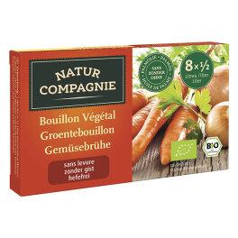 Natur Compagnie Bio Gemüsebrühe hefefrei 8...