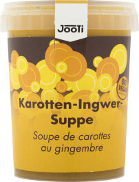 Jooti Bio Karotten-Ingwer Suppe 450ml