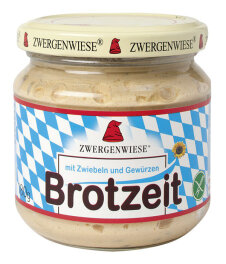 Zwergenwiese Bio Brotzeit Obazda-Art 180g