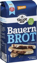 Bauckhof Bauernbrot Vollkorn 500g