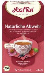 Yogi Tea Natürliche Abwehr