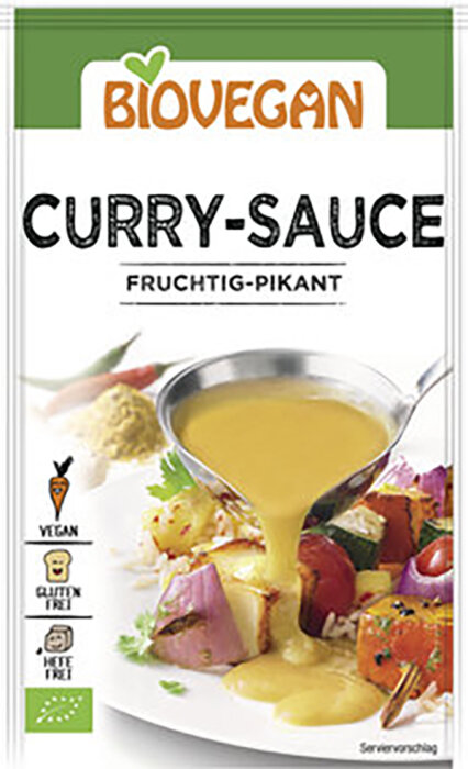 Biovegan Sauce Curry 29g