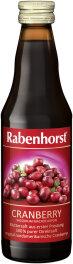 Rabenhorst Cranberry Muttersaft BIO 330ml