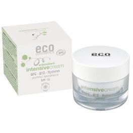 eco cosmetics ECO Intensivcreme LSF 15 mit OPC, Q 50 ml