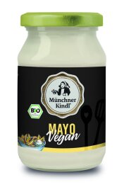 Münchner Kindl Vegane Mayo Bio 250 ml