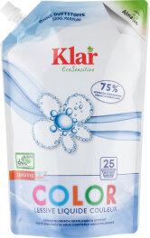 Klar Color Flüssigwaschmittel ÖkoPack 1,5 l