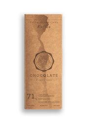 Chocqlate Virgin Cacao Schokolade Kaffee 75 g
