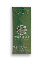 Chocqlate Virgin Cacao Schokolade Matcha 75 g