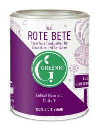 Greenic Rote Bete Pulver 130 g