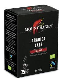 Mount Hagen Instant Sticks 25x 2g Bio