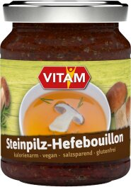 Vitam Steinpilz-Hefebouillon 150g