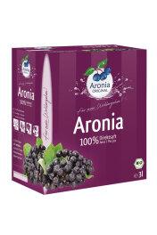 Aronia Original 100% Direktsaft 3l