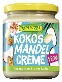 Rapunzel Bio Kokos-Mandel-Creme 250g
