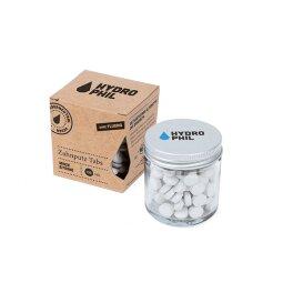 Hydrophil Zahnputztabs Minze Zitrone ohne Fluorid 130 Stk.