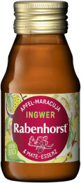 Rabenhorst Ingwer - Mate Shot 60ml