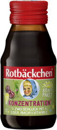 Rabenhorst Kraftpaket Konzentration Shot 60ml