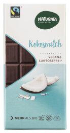 Naturata Bio Spécial Schokolade Cocos Pur 100g
