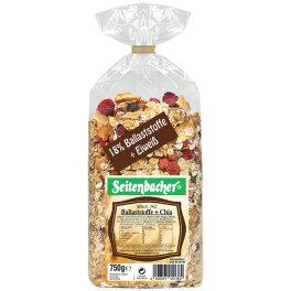 Seitenbacher Müsli Ballaststoffe & Chia Mischung...